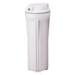 Pre-Filter Canister and Housing (White)
