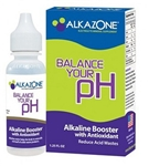 AlkaZone Alkaline Booster Drops with Antioxidant