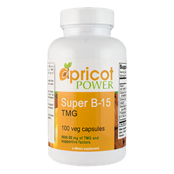 Apricot Power Super B15 TMG