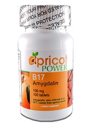 Apricot Power B17/Amygdalin