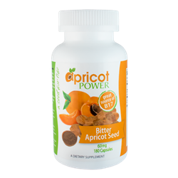 Bitter Raw Apricot Seeds (Capsules)