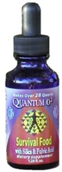 "QUANTUM-O2® - ""The Ultimate Survival Formula!"""