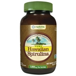 Pure Hawaiian Spirulina (1000mg)