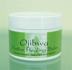 Ojibwa Native Healing Balm