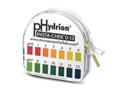 Hydrion S/R Insta-Chek pH Paper 0.0-13.0